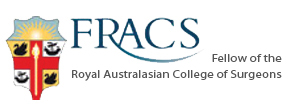 Follow of the Royal Australian College of Surgeons
